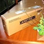 キャリーミーの外箱